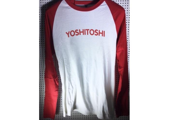 Yoshitoshi ragland men s red - white M
