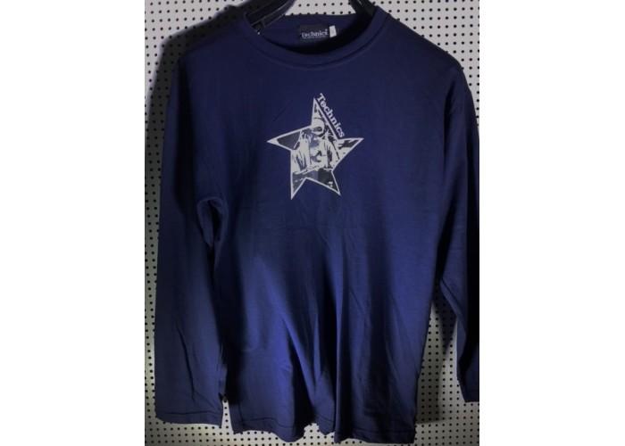 Technics dj star (azul l)