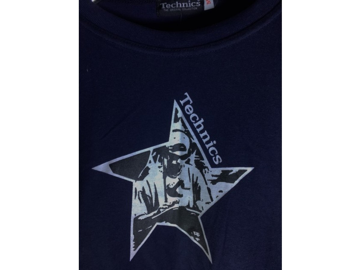 Technics dj star (azul M)