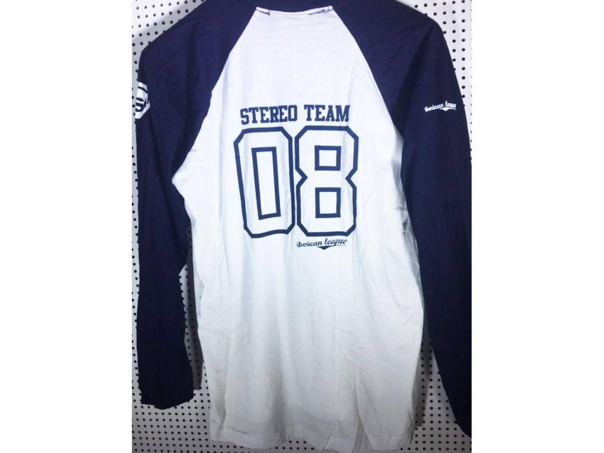 Stereo Productions team 08 azul e branca L