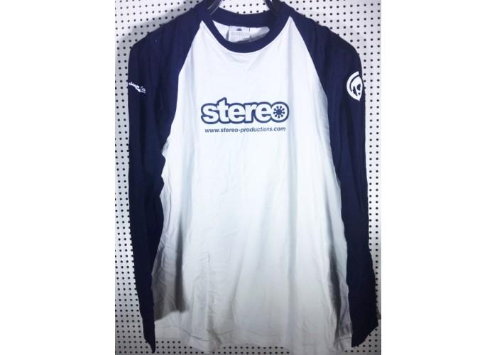 Stereo Productions team 08 azul e branca M
