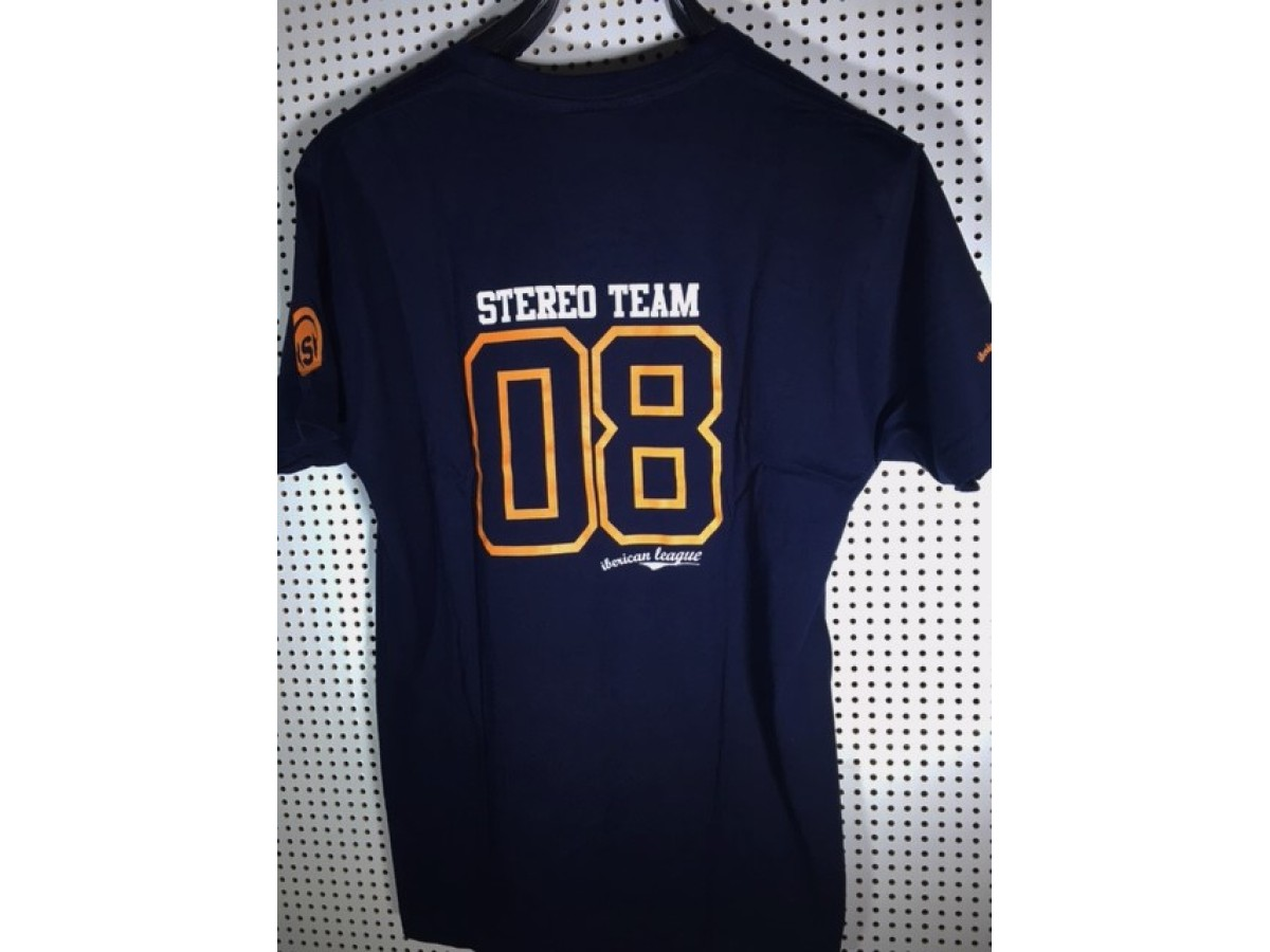Stereo Productions team 08 azul m