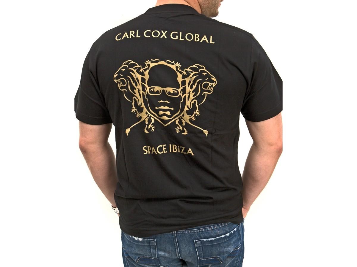 UDG mixed  carl cox gold-black L