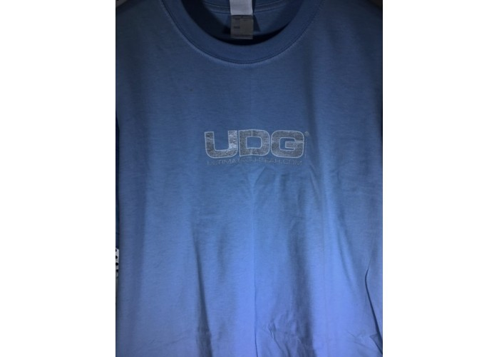 UDG blue & silver L