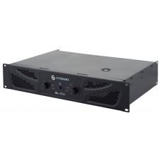 Crown XLI 2500 - 2 x 750 W / 4 Ohm; 2 x 500 W / 8 Ohm