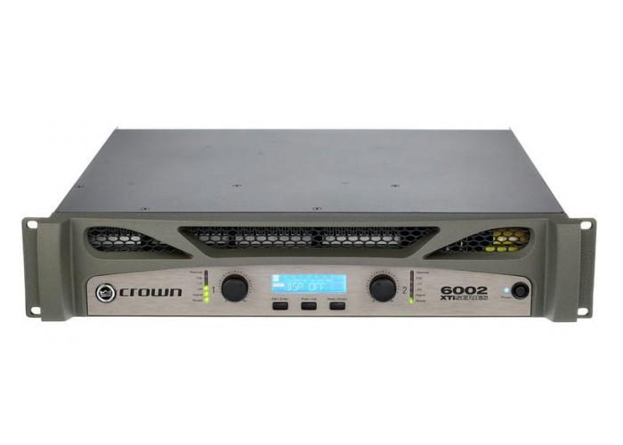 Crown XTI 6002 - 2-canais stereo