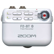 Zoom F2-BT White