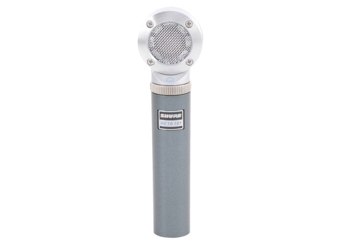 Shure Beta 181/C - microfone de condensador