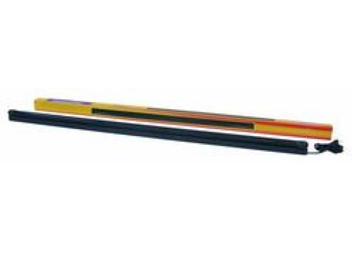 Eurolite 120 cm, 36W, SLIM com lampada