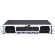 Art System AAAHI350-2x350w+700w a 8ohm - 2×550W+1000w a 4 ohm