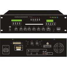 Art System Y-150FUCM, 5 zonas, usb, cd, radio,4-16ohm,70/100v, 160w