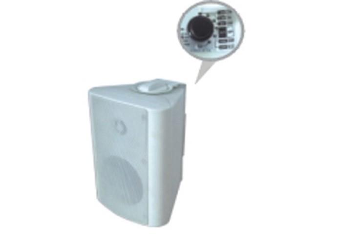 Art System Y-218WG, 5-30w, 5 pol.,70/100v branca, c/ selector pot.
