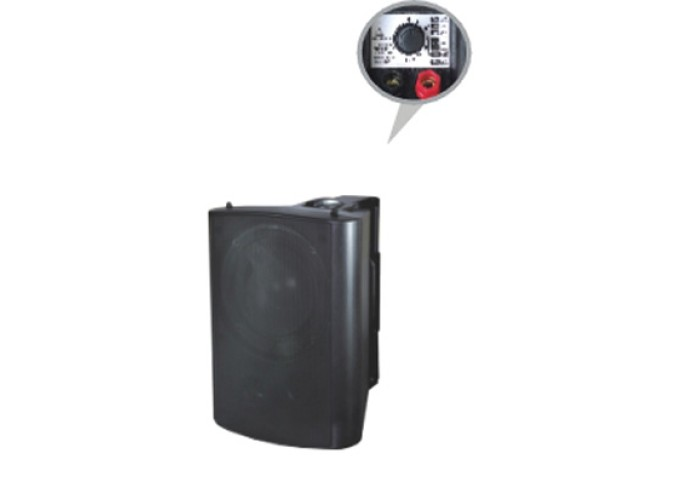 Art System Y-219G, 10-40w, 6.5 pol.,70/100v preta, c/selector pot.