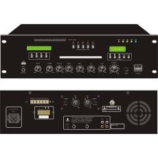 Art System Y-500FUCM, 5 zonas, usb, cd, radio,4-16ohm,70/100v 520w