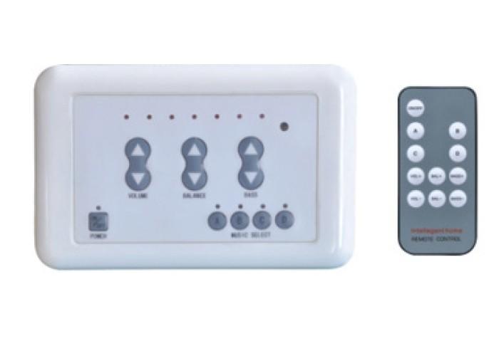 Art System Y-A280 - 10w x 2, 4ohm, 4 fontes som