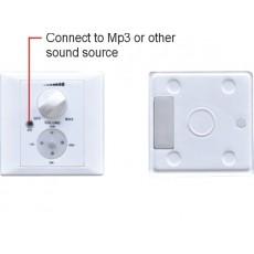 Art System Y-A28 - 10w, 4ohm com input + timer