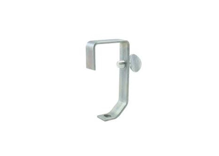 Art System TH-50S Theatre hook, silver