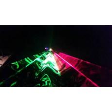 Art System FIT-F-RGY - 100mW vermelho, 150mW amarelo, 50mW verde