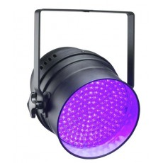 Art System Par 177/10mm luz uv, curto black