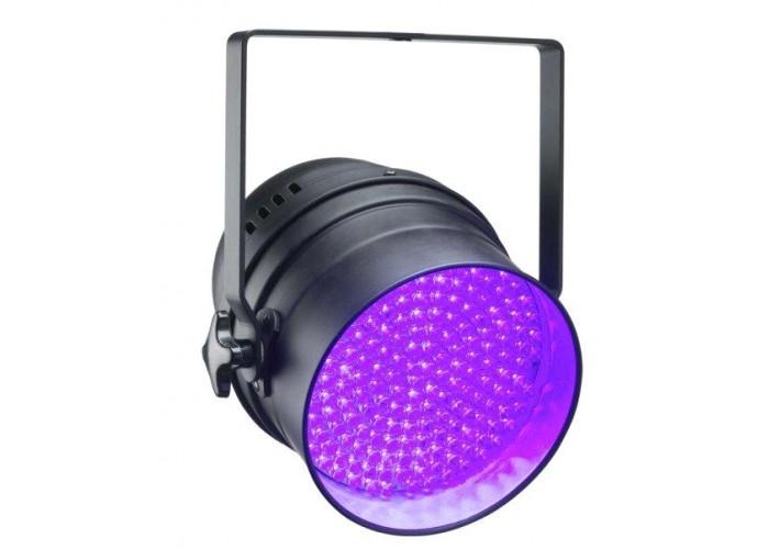 Art System Par 177/10mm luz uv, curto black