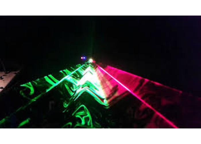 Art System Scan 3 rgy - 300mW vermelho, 50mW verde , 350mW amarelo