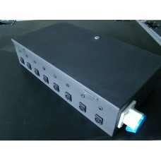 Art System Distributor box - 500w com caixa com 5 saidas