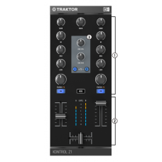 Native Instruments controlador