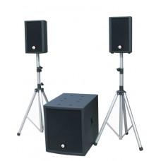 Art System sistema amplificado