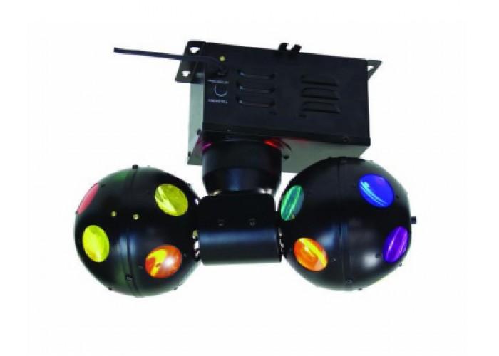 Eurolite doubleball B-20, dupla bola 650W