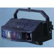 Eurolite D16 derby c efeito c. 10 lentes e 20 raios coloridos - EX-DEMO