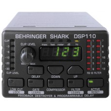 Behringer processador de sinal eliminador de feedback