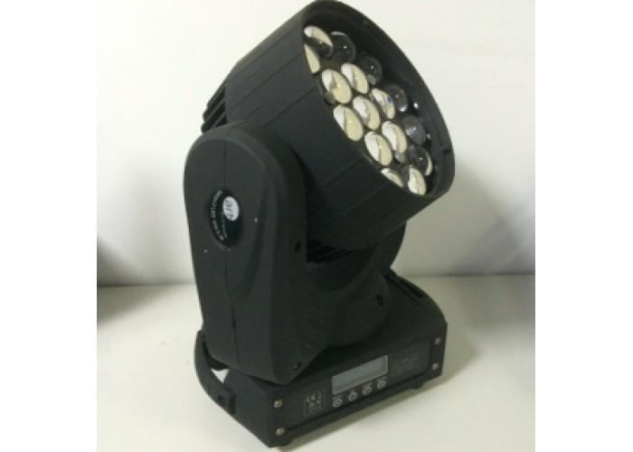 Art System led head 15w19  rgbw super brilho,com zoom beam