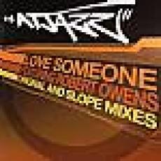 Atjazz feat Robert Owen                                     - love someone (SLOPE rmx)