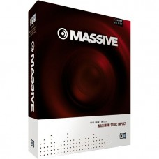Native Instruments massive software