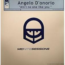 angelo donorio                                               - aint no one like you