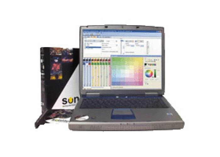 Sunlite SLESA-U6 - EASY STAND ALONE - USB - 60 canais
