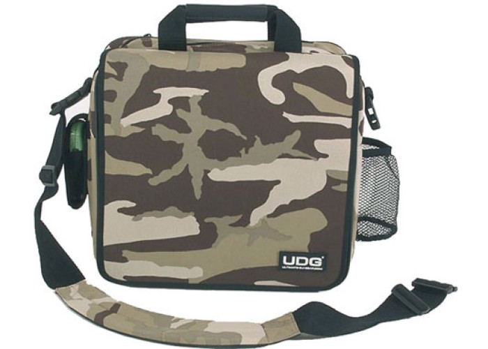 UDG courierbag deluxe army desert.
