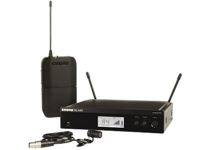 Shure blx14re/w85 -UHF Wireless-System